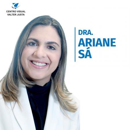 Dra. Ariane Sá